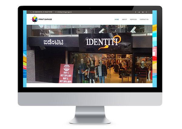 website design portfolio  portfolio websites web design company india